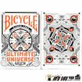 Bicycle Ultimate Universe  BICYCLE 終極宇宙撲克牌 限量搶購價只要420元!![new148]