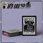 BICYCLE 撲克牌 Bicycle Black Tigers Deck 老虎牌 二代